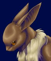 Eevee by Silverbirch