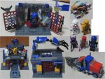 KRE-O A5412 Autobot Command Center by aim11