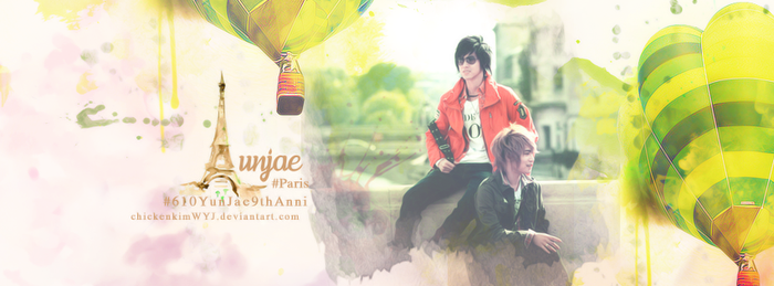 // PTQ // #610YunJae9thAnni by chickenkimWYJ