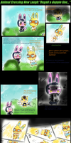 Animal Crossing New Laugh Episodio 1 by KingFlurry