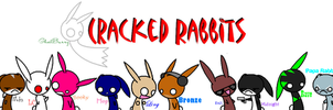 Cracked Rabbits (5) by 3933911