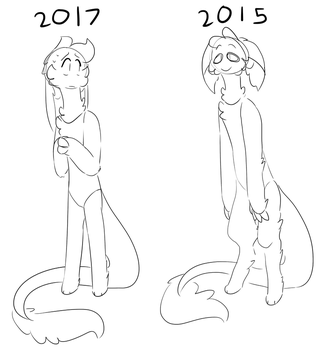 slyth style progression by Emmabebe