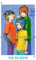 THE ED BOYS. by x--blackrose--x