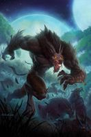 Curse of the Worgen Issue 3 by NorseChowder