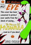 The Menace Of Mutantula - Cover by ivy7om