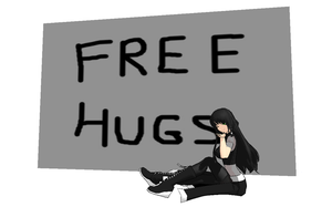 Free Hugs from Anastasia by Wife-Of-Legolas