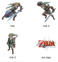 Legend of Zelda for Wii by markdelete