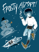 Frosty Adopt [CLOSED] by Chocodopts