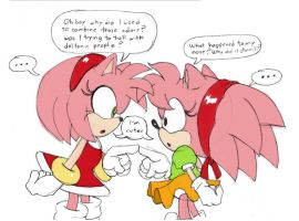 Amy generations by SMSSkullLeader