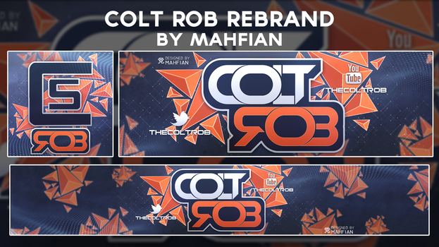Colt Rob Rebrand by VintagePeon