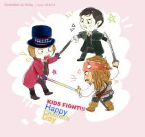 2013-6-1 kids fight by amoykid