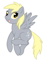 Derpy Hooves by Tenchi-Outsuno