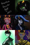 Homestuck Ancestor Night 2015 Compilation by Oreramar