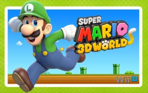 Luigi - Super Mario 3D World by Link-LeoB
