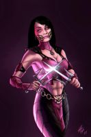 Mileena MKX by Arch2626