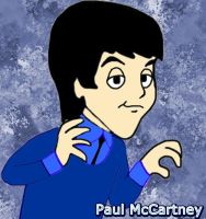 Evil Paul-colored by WilburRobinsonsGirl