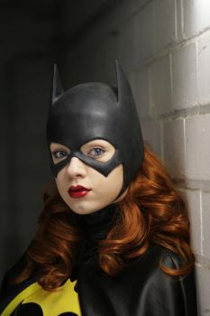 Barbara Gordon - Batgirl XVI by Knightess-Rouge