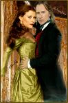 Master and Femme Fatale by Childoftheflower