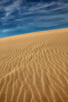 Sky and Sand by genr
