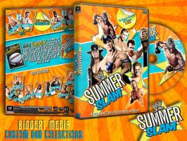 WWE Summerslam 2010 Cover by BiggertMedia