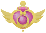 Sailor Moon Vector Charm 1 by WinglessFairy