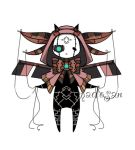 Steampunk monster pet adoptable open by AS-Adoptables