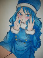 Fairy Tail Juvia Lockser by ever-juvia