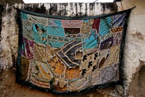 India - Rag Patchwork by Gudulett-e
