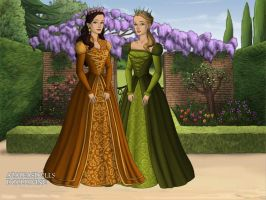 Tudors- Growing Up by QueenoftheLemurs