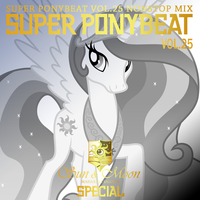 Super Ponybeat Vol. 025 Mock Cover by TheAuthorGl1m0