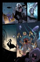 Web Warriors 1 - Lady Spider page 6 by DenisM79