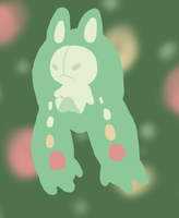 Reuniclus by sweetinsanity364