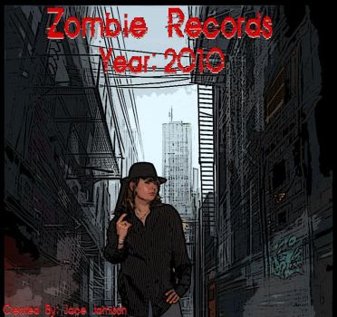 Zombie Records. Year: 2010 by BloodyFlame-IronName
