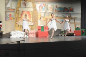 The Dance Company Christmas Show, Angelic Ballet by Miss-Tbones
