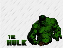 HULK WALLPAPER by chungusamongus
