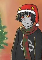 HS: A Very Karkat Christmas by raeilyg