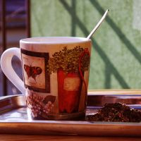 Favourite cup by black-ladybird