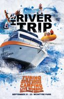 River Trip Flyer by Emberblue