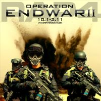 RAP4 End War by RealActionPaintball