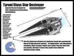 Tyrant Class Star Destroyer by Sathiest-Emperor