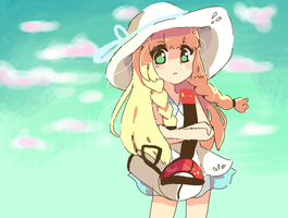 Lillie by Pearl-Chan0415