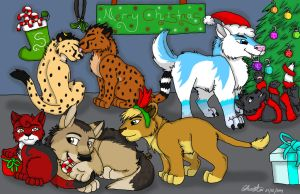 2014 Christmas by Sinbadghost