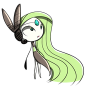 Meloetta by Green-Patch