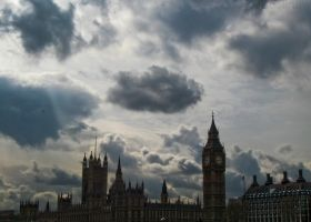 Palace of Westminster. by visualirony