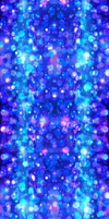 Blue psychedelic Custom/Texture bg FREE by Princess-yari