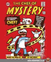 Chef of Mystery by alsnow
