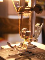 The Sewing machine by SianaLee