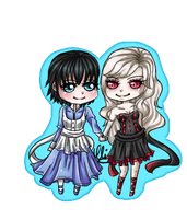 Alice and Lacie by TheULTImateAngel