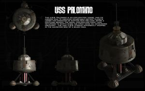 USS Palomino ortho by unusualsuspex