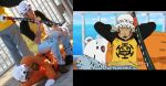 Trafalgar Law Cosplay (Pre Time-skip) by Trafalgar1412